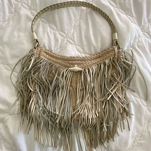 Sam Edelman Sierra Bag (Shoulder Hobo Fringe Bag)